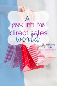 A peek into the direct sales world