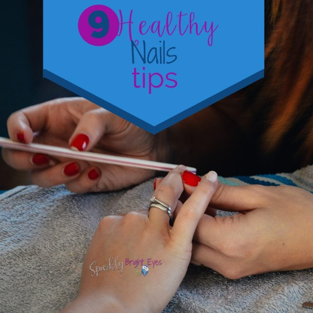 healthy nail tips- what do healthy nails look like